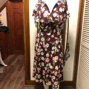 New eShatki Dress with Capelet 14